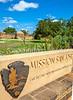 Texas - Mission San Jose, San Antonio Missions Nat'l Historical Park - C2-0124 - 72 ppi