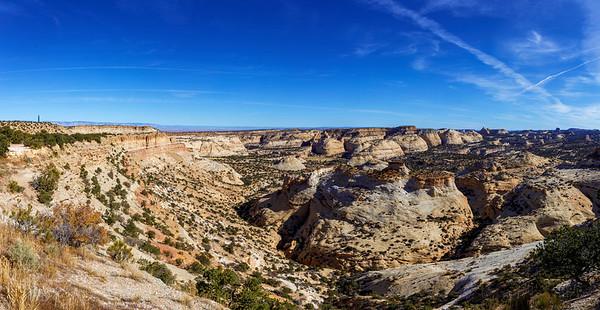 Eagle Canyon Bulges