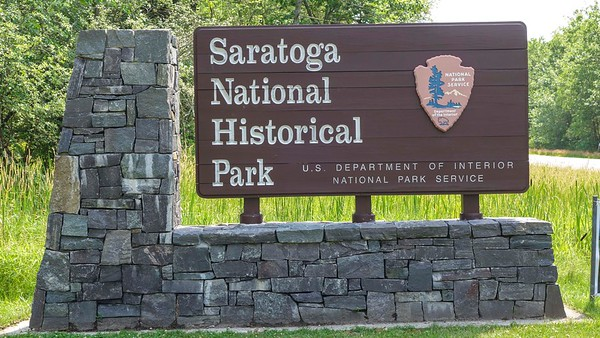 Saratoga National Historical Park - NY - 071316