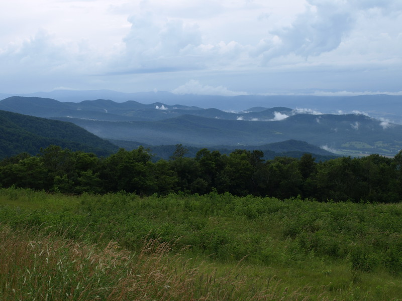 Calf Mountain Overlook