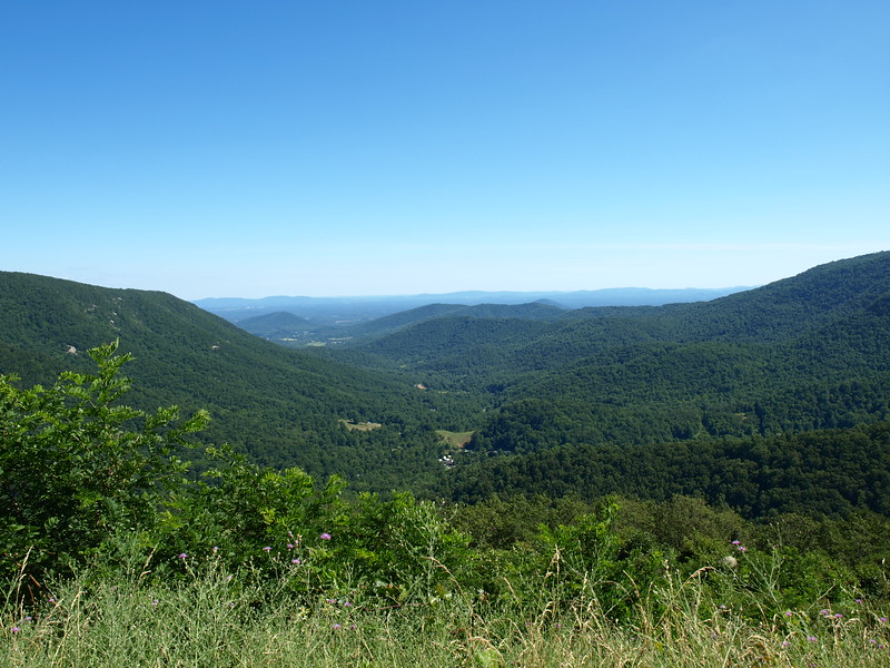 Bacon Hollow Overlook