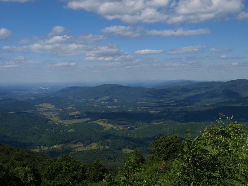Hogback Mountain Overlook