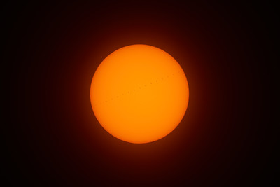 Mercury Transit of the Sun