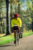Cyclist at Tennessee's Shiloh National Military Park - 20-2 - 72 ppi