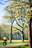Cyclist at Tennessee's Shiloh National Military Park - 18-2 - 72 ppi