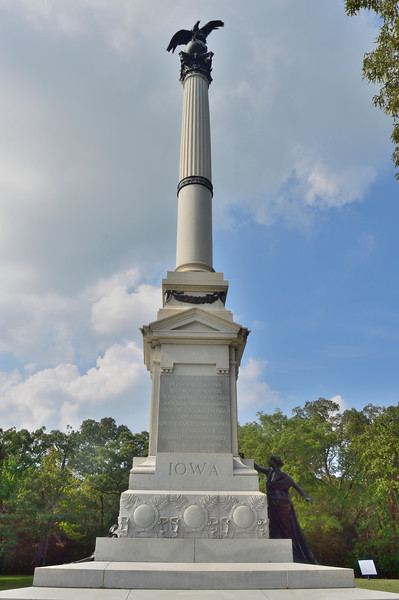 The Iowa Monument