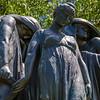 Confederate memorial at the Hornet's Nest