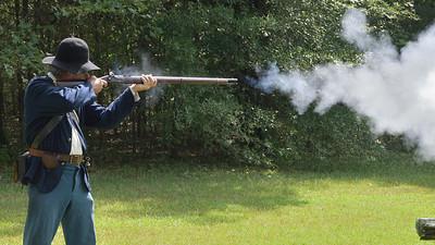 Musket Smoke