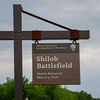 Coming up on Shiloh Battlefield