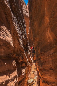 Escalante, Utah and the Slot Canyons