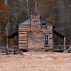 Cabin in Cades Cove. Process with cs4 and a color filter from Color Pro.  (Move your cursor over the right side of the picture and click on Photo Info for details of this shot.)
