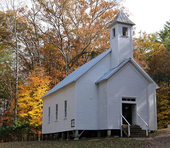 Primitive Baptist Church of Cades Cove