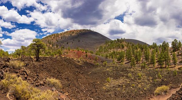 Sunset Crater Cinder Cone