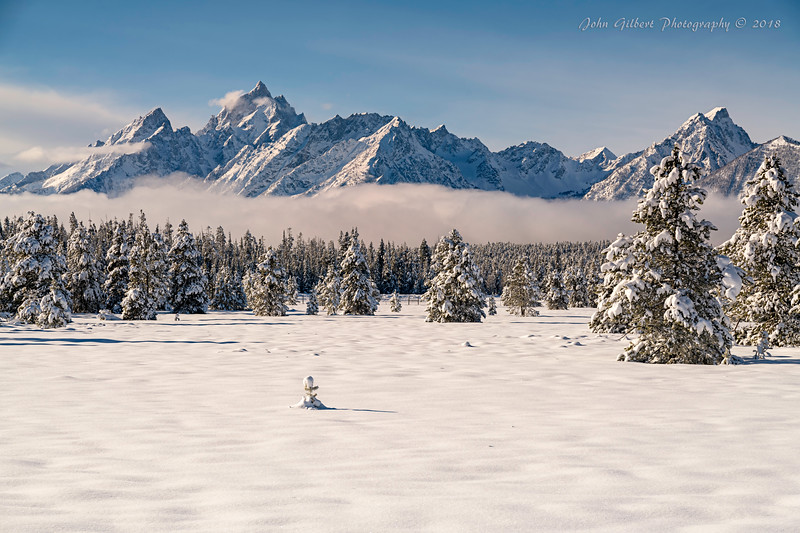 Teton Mountains #2