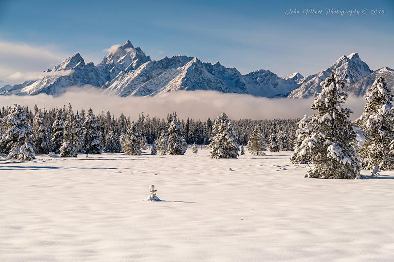 Teton Mountains #2