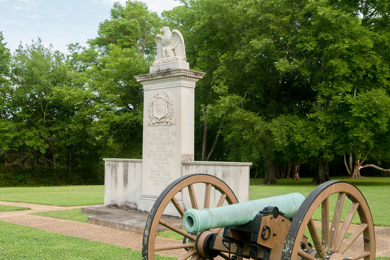 at Tupelo National Battlefield