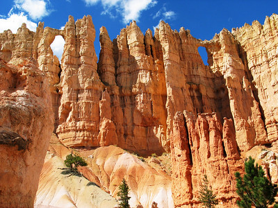 Wall of Windows Bryce Canyon NP