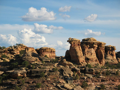 Canyonlands - The Needles District