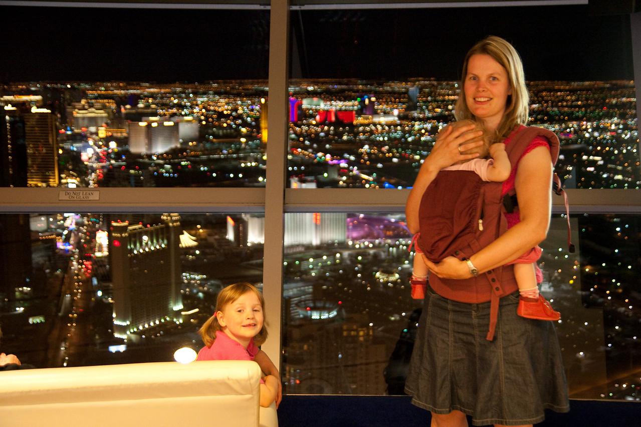 Stratos Tower, Las Vegas