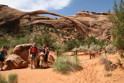 Landscape Arch, Arches NP