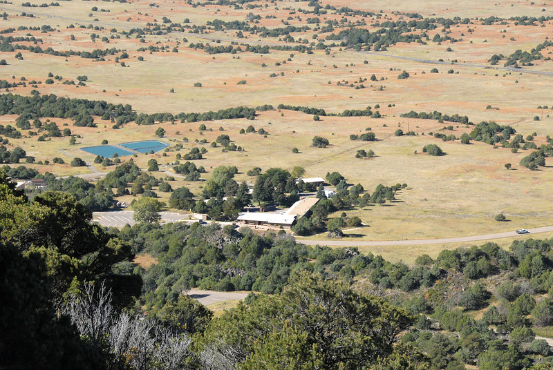 Mount Capulin National Park Visitor Center