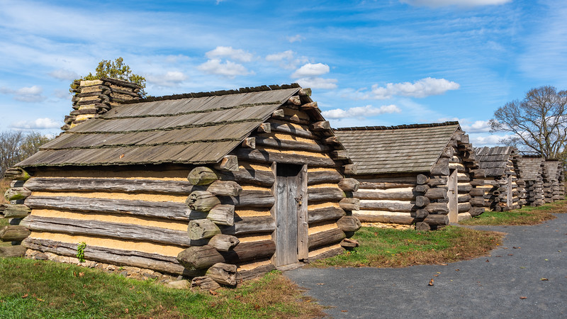 Valley Forge Encampment
