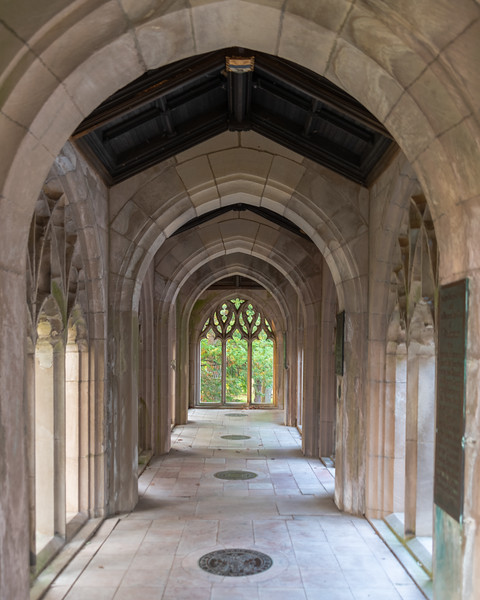 Cloister of the Colonies