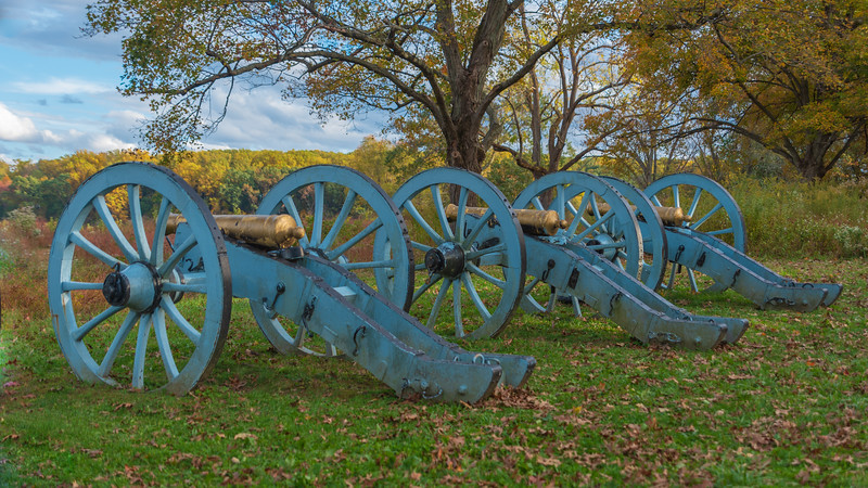 Cannon of Valley Forge