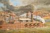 Vicksburg, Mississippi - flood wall mural by Robert Dafford - D3-C3-0030 - 72 ppi
