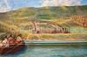 Vicksburg, Mississippi - flood wall mural by Robert Dafford-1 - 72 ppii