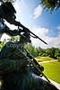 Cyclist in Vicksburg Nat'l Military Park, MS - D3-C2-0079 - 72 ppi