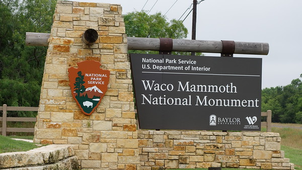 Waco Mammoth National Monument - TX - 052816