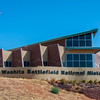 Washita Battlefield National Historic Site visitor's center