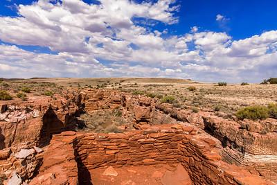 Patio For a Pueblo
