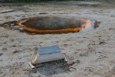 Economic Geyser, photographed for Jeremiah