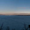 Butte Overlook-Yellowstone Lake-Morning Shot.  This pano is not the best but this is new to me.  Consisted of thee exposures, hand held, and stitched together.