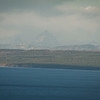 Butte Overlook-Yellowstone Lake-Morning Shoot: This is a zoom-in of the Tetons.