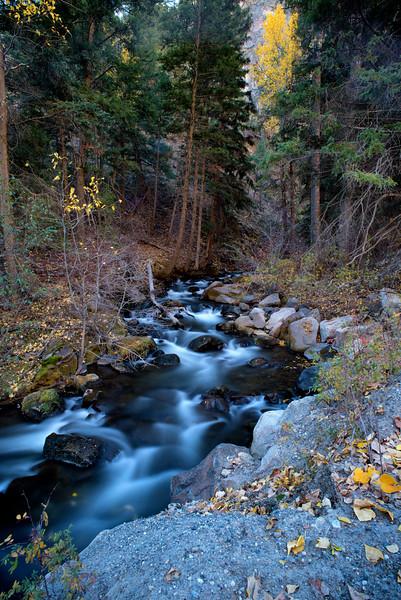 Cinnabar Basin Cascade
