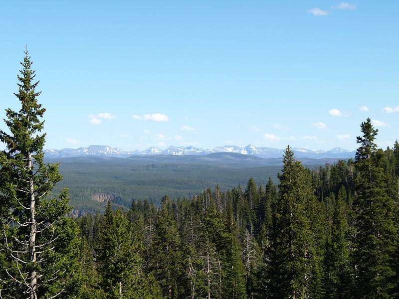 Washburn Mountain Range