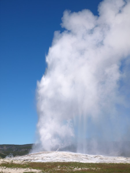 Old Faithful Gyser