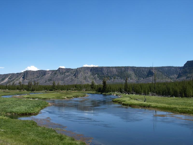 River Plateau