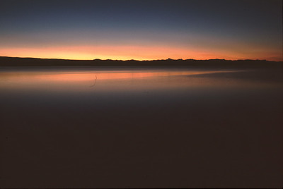 Lake Yellowstone at dawn