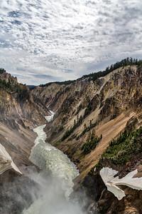 Yellowstone Grand Canyon 2