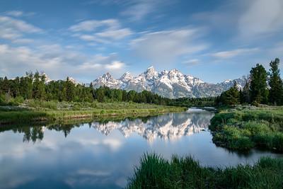 Teton Reflection 5