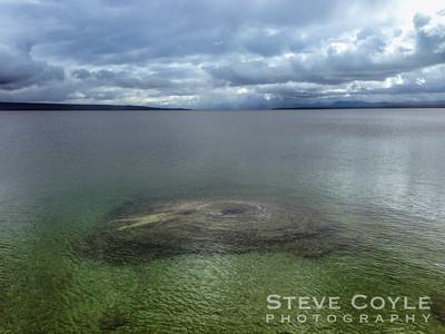 Submerged Geyser