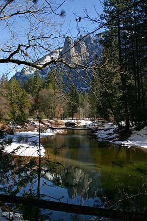 Serene morning.  December 2009
