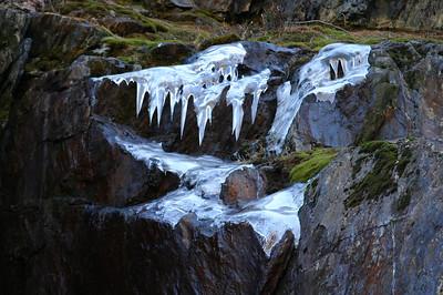 Yosemite ice