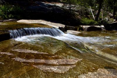 Merced Shelf Waterfall