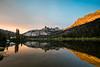 Echo Lake Sunset