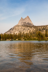 Cathedral Peak Reflecting
